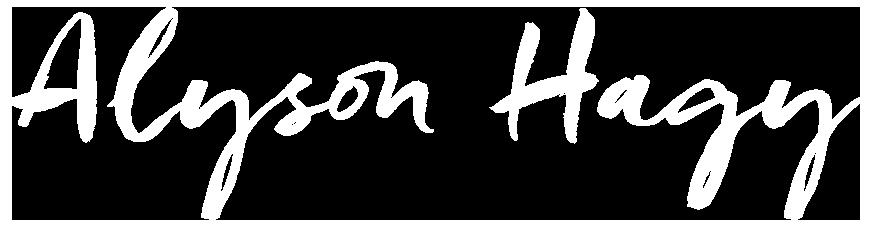Alyson Hagy